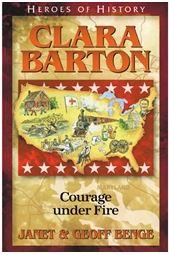 Clara Barton book cover