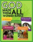 God Made Them All Wonder Bundle