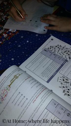 music notation