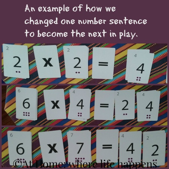 Sunya number sentences