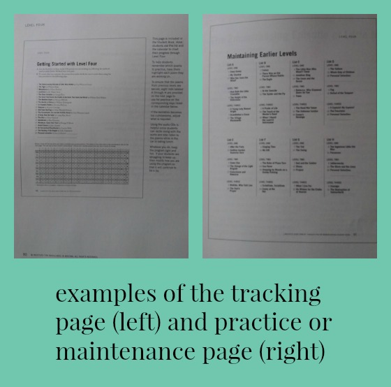 tracking and maintenance