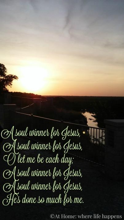 A Soul Winner for Jesus