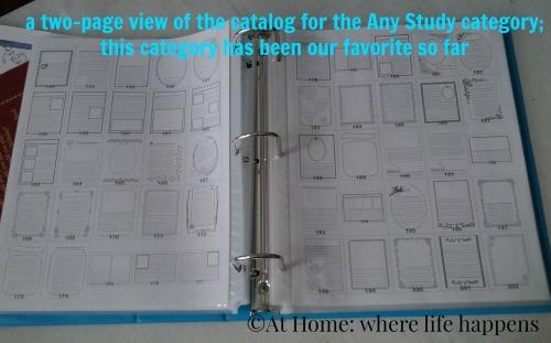 catalog view