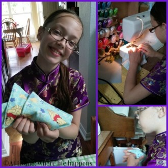 Making gifts by Miss L