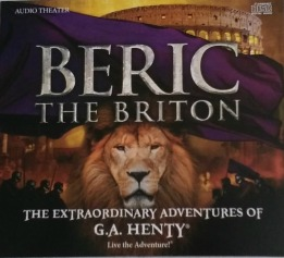 Beric the Brinton CD cover