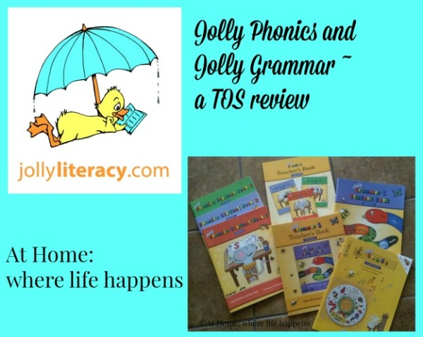 Jolly Literacy review