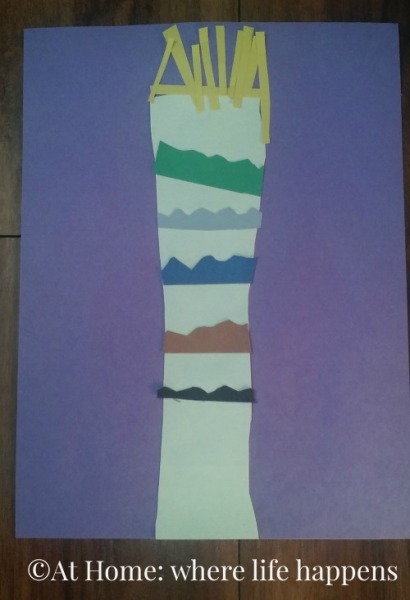 torn paper torch 3
