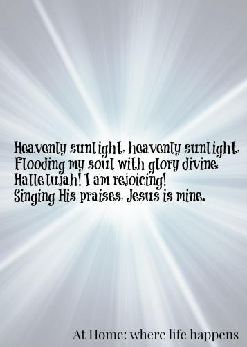 heavenly-sunlight