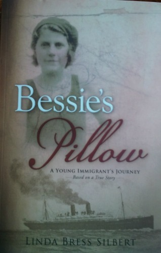 Bessie's Pillow cover
