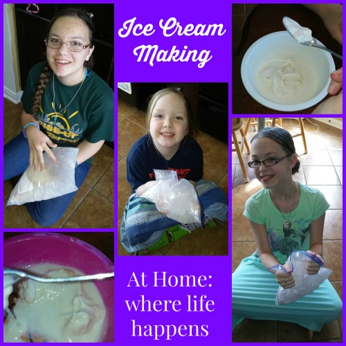 Ice Cream Making