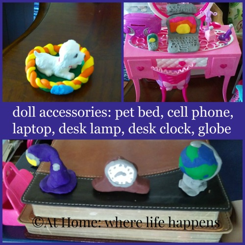 j just sit still doll accessories