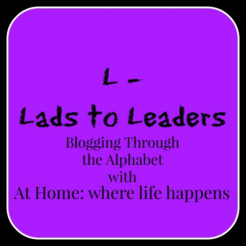 L Lads to Leaders