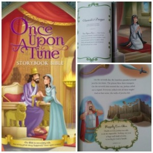 Storybook Bible collage