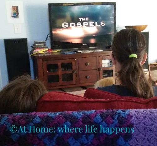 watching The Gospels