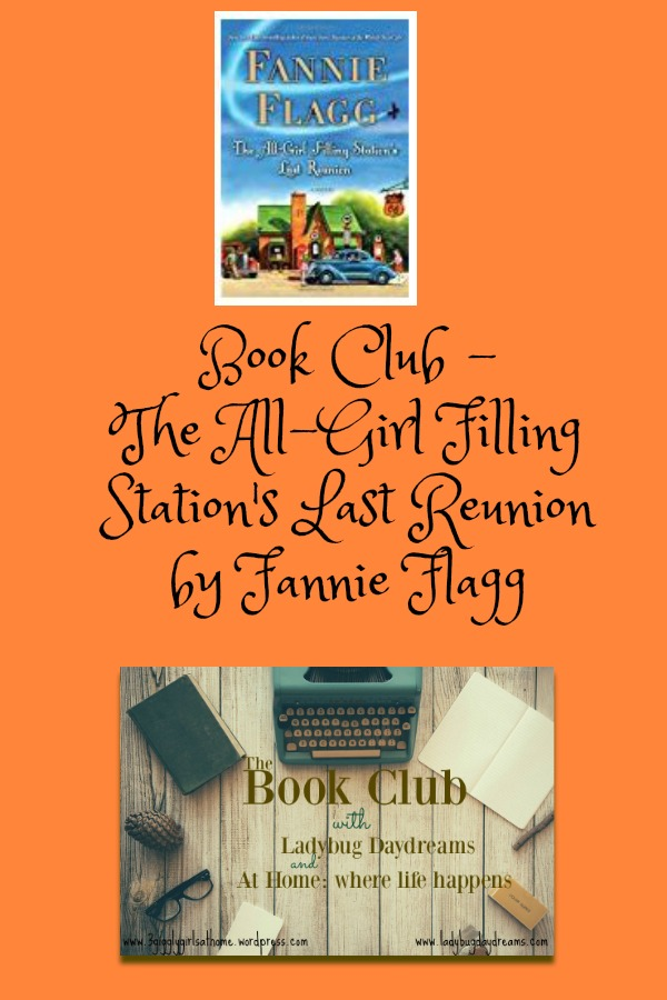 All Girl Filling Station Book Club