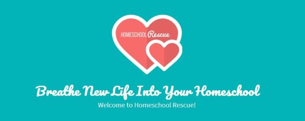 Homeschool Rescue banner