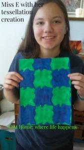 Miss E's tessellation