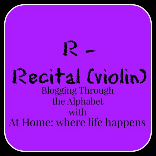 R Recital (violin)