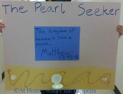 The Pearl Seeker bulletin board