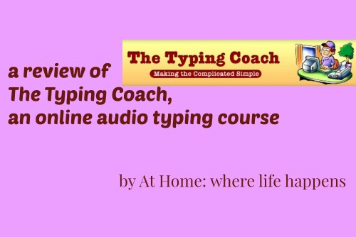 The Typing Coach online course