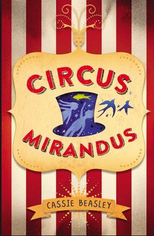 Circus Mirandus front cover