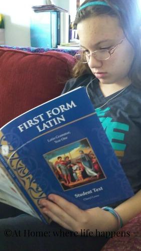 Latin text