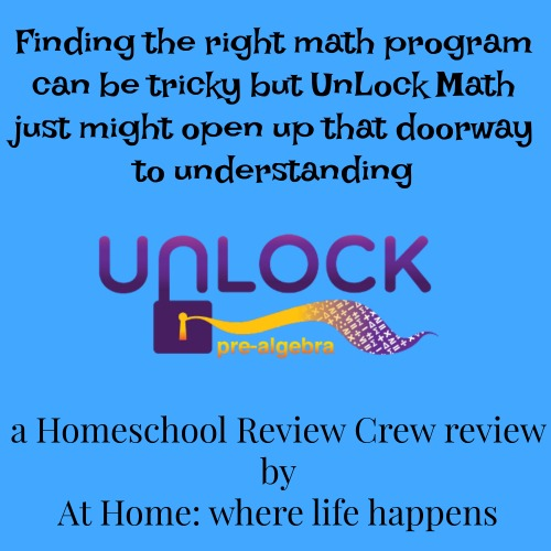 UnLock pre-algebra