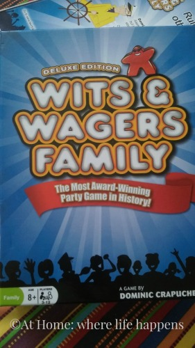W Wits and Wagers