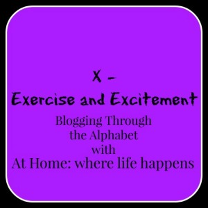 X exercise excitement