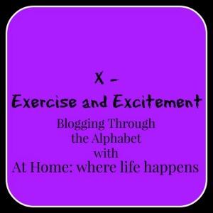 X exercise excitement