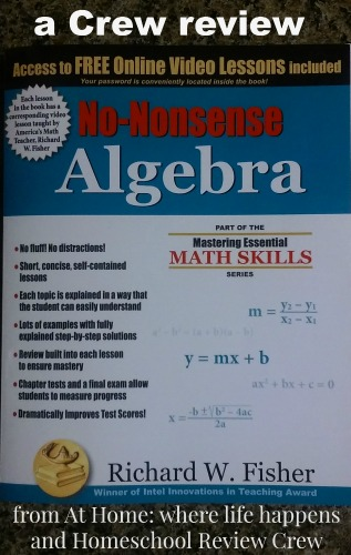No Nonsense Algebra