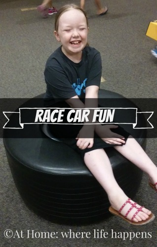 race car fun