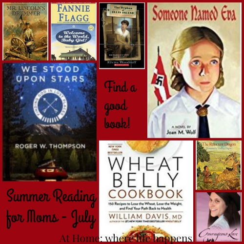 Summer Reading for Moms - July