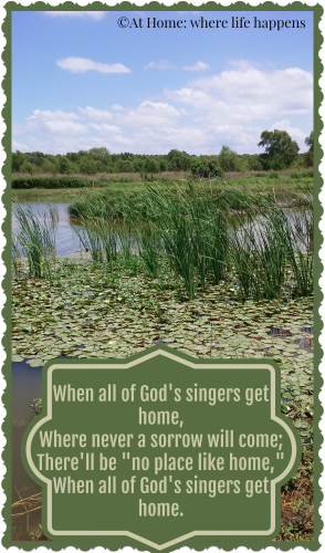 When All of God's Singers Get Home