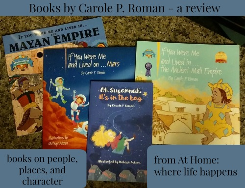 books by Carole P. Roman