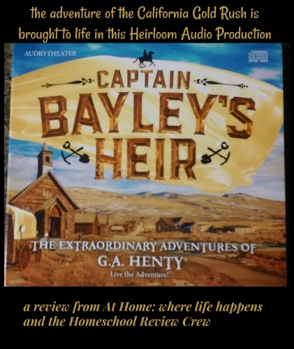 Captain Bayley's Heir cover