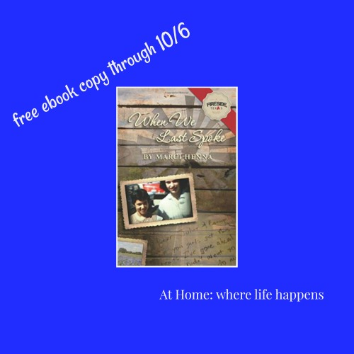 When We Last Spoke free ebook