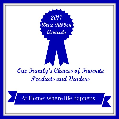 2017 Blue Ribbon Awards