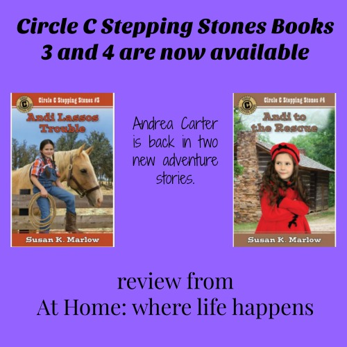 Circle C books 3 and 4