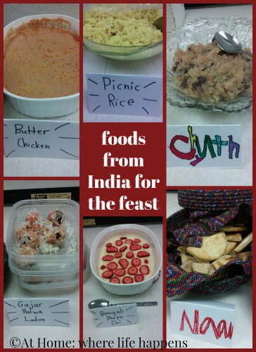 foods from India