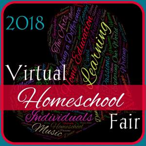 2018 Virtual Homeschool Fair button