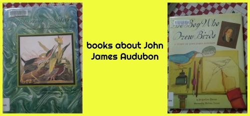 bird books on Audubon