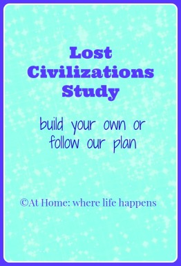 Lost Civilizations Study