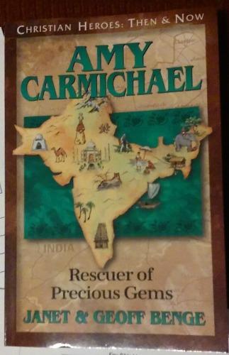 Amy Carmichael book from YWAM