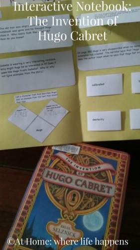 Interactive Notebook Hugo Cabret