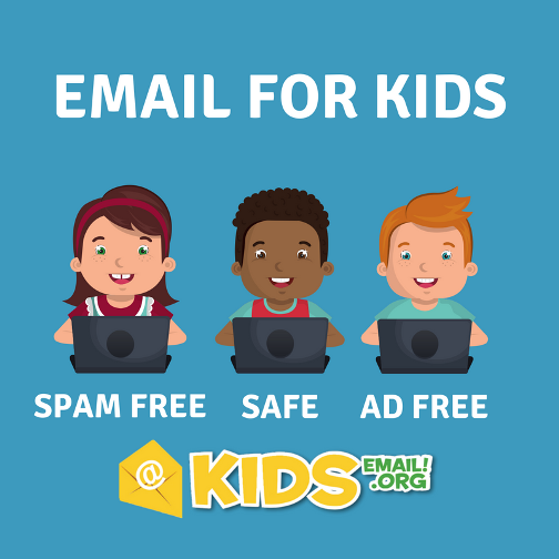 Kids Email product