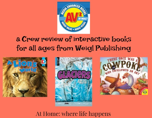 Weigl Publishing books review