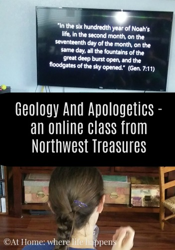 Geology and Apologetics