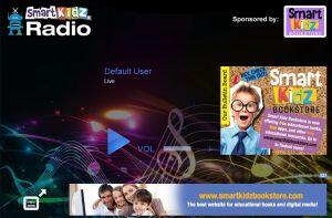 Radio main page