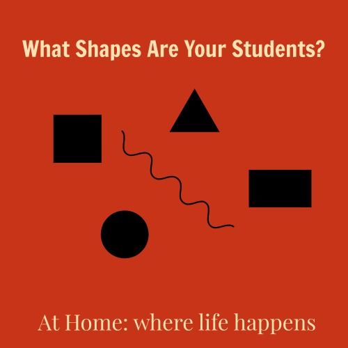 student personality shapes